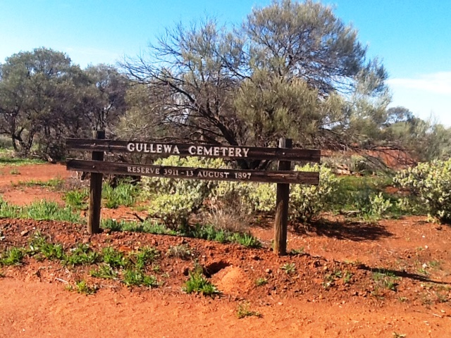 Gullewa entrance