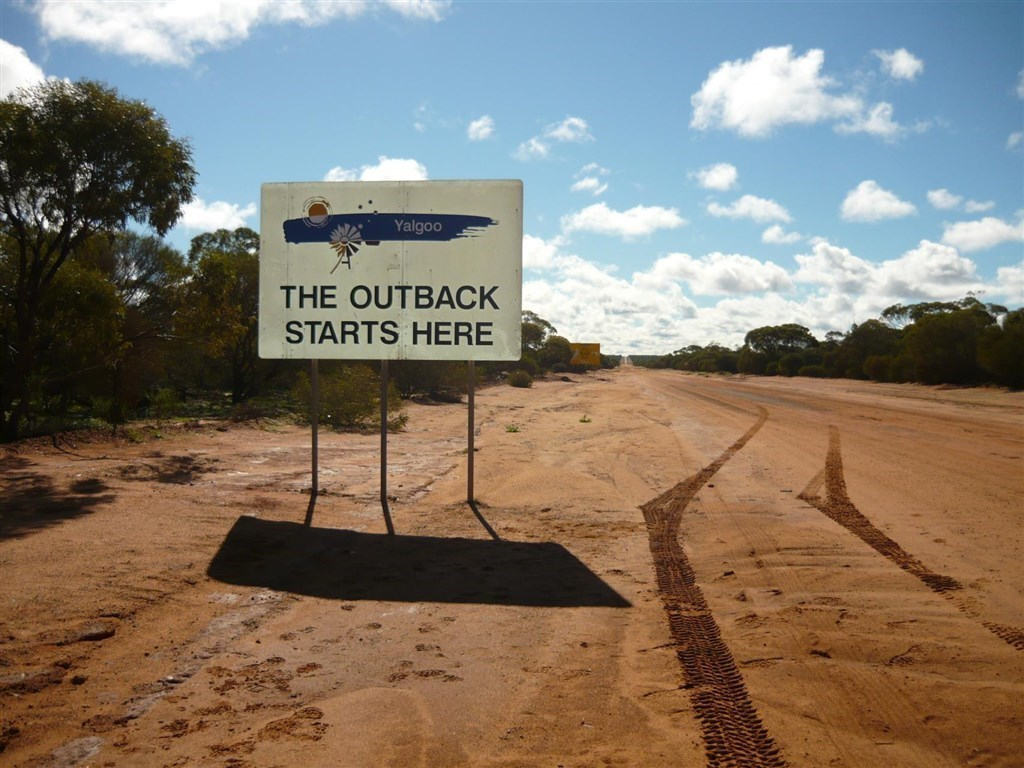 Discover the Outback