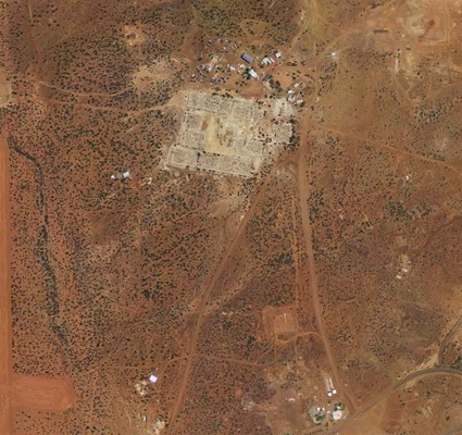 Yalgoo Maps - Aerial map Paynes Find