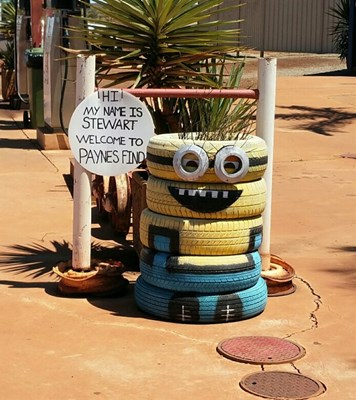 Paynes Find - Paynes Find Roadhouse minions
