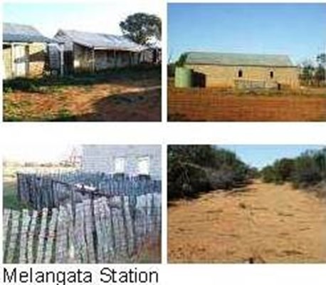 Station Stays - Melangata Station