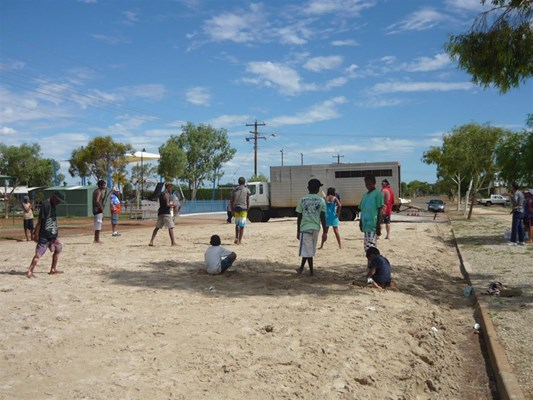 Australia Day in Yalgoo - Aus Day